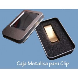 caja plástica para Clips