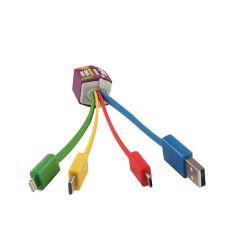 MULTICONECTORES EN PVC MPVC-08