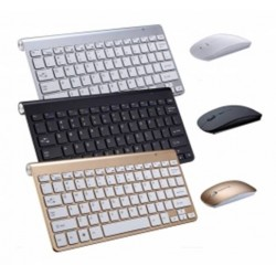 WKM-01 WIRELESS KEYBOARD AND MOUSE