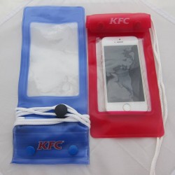 WATER-001 WATERPROOF POUCH FOR MOBILE